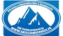 Ski Clean Service, Reparation et entretien de skis et snowboards